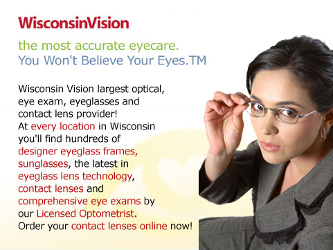 wisconsin vision, Appleton, Green Bay
